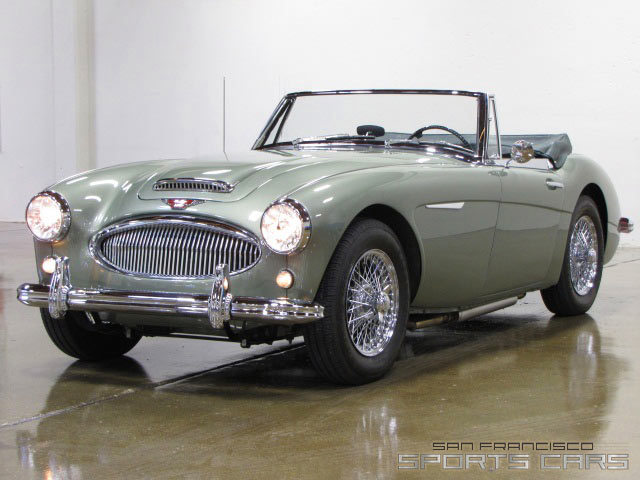 Austin-Healey BJ8 photo 01