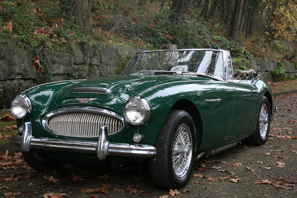 Austin-Healey BJ8 photo 02
