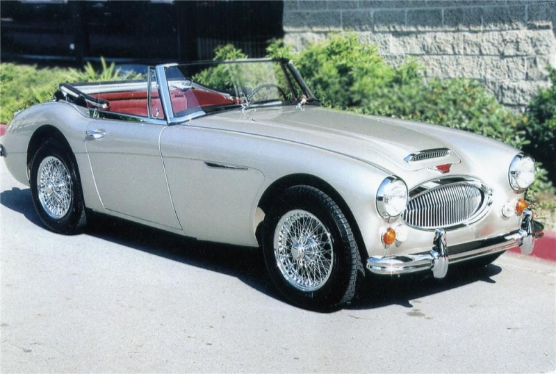 Austin-Healey BJ8 photo 05