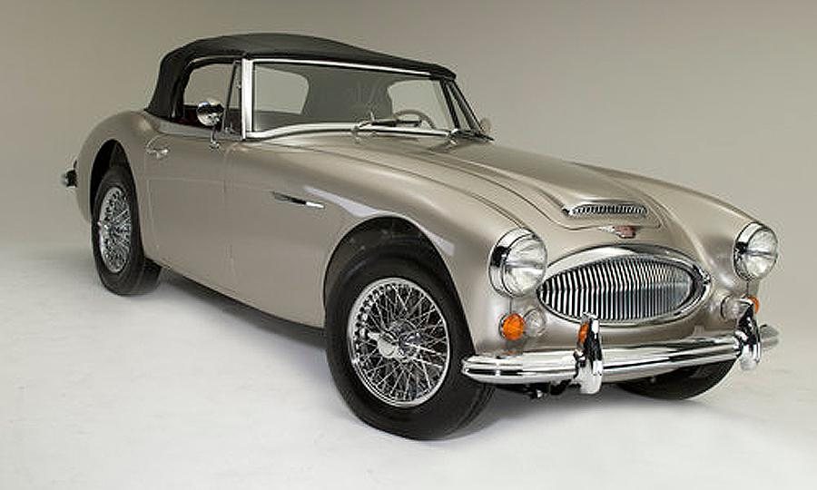 Austin-Healey BJ8 photo 10
