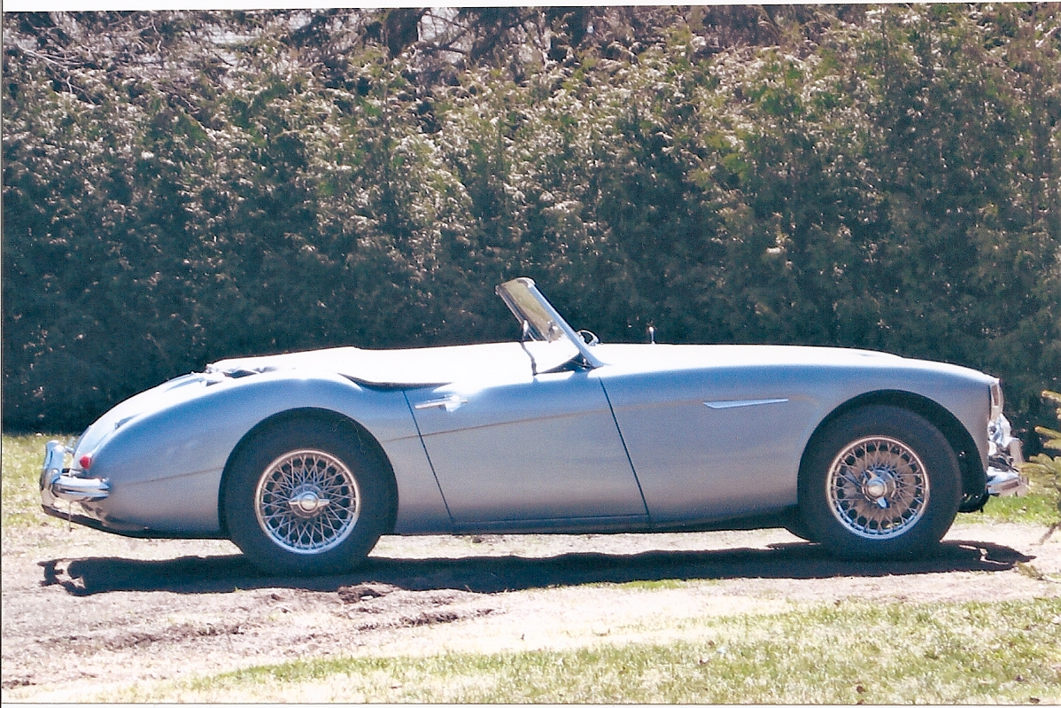 Austin-Healey BT7 image #1