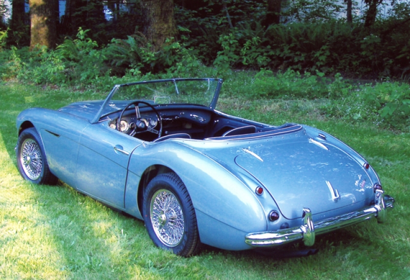 Austin-Healey BT7 image #5
