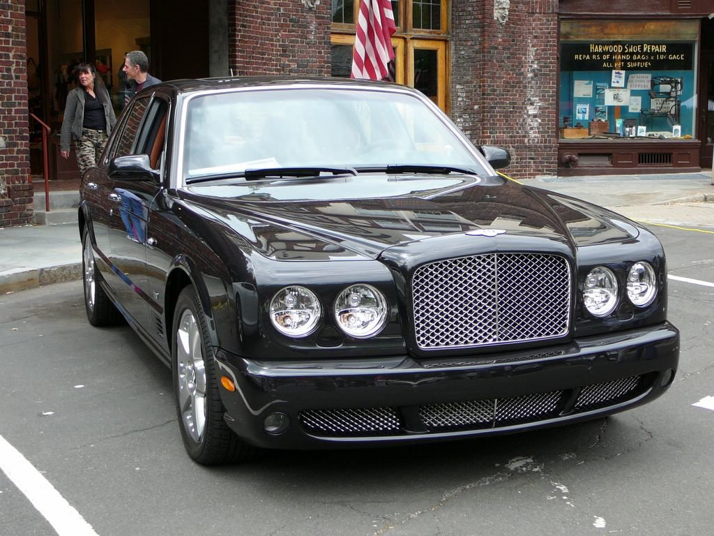 Bentley Arnage photo 02