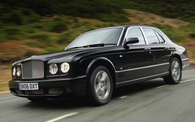 Bentley Arnage photo 03