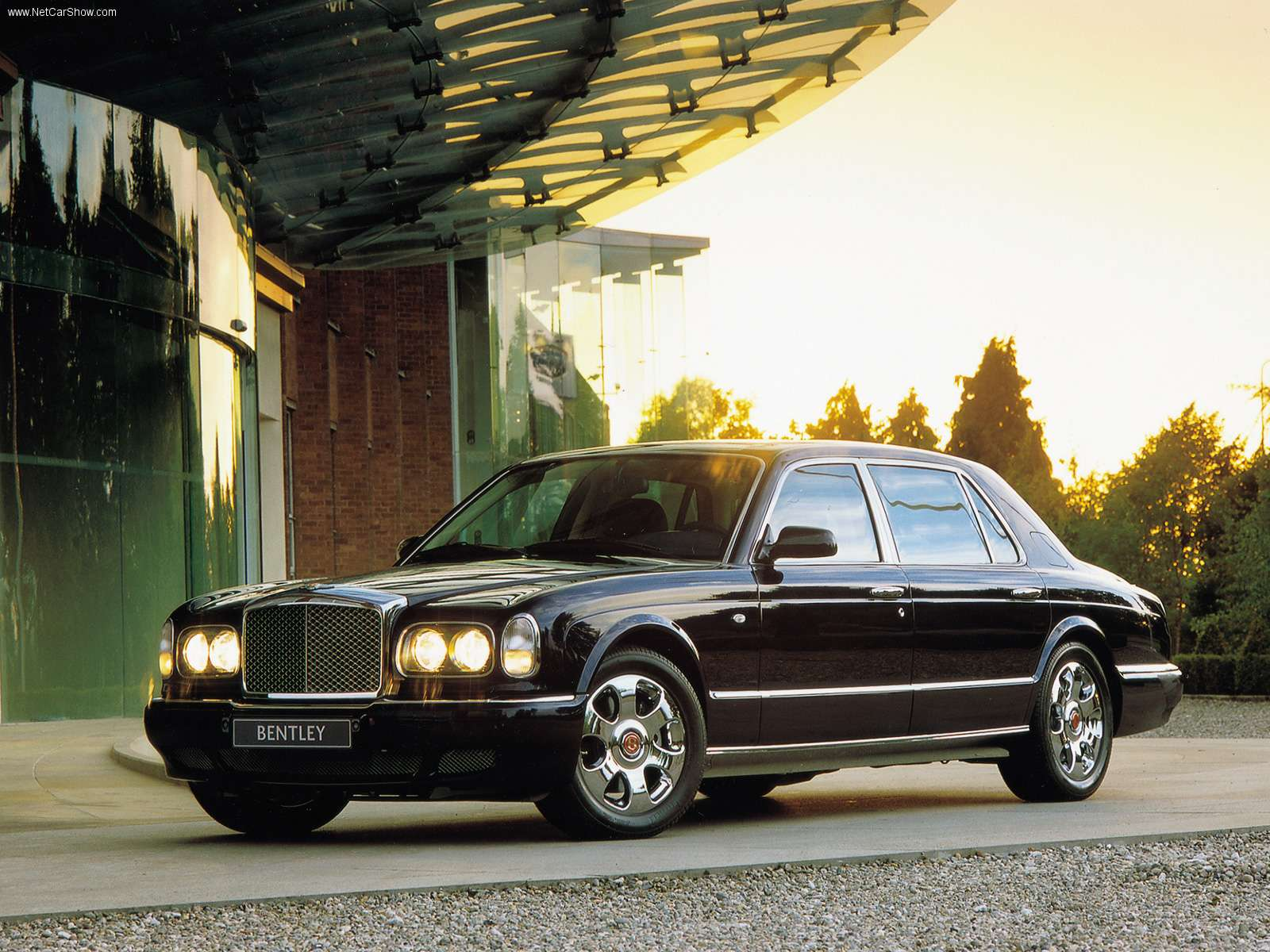 Bentley Arnage photo 04