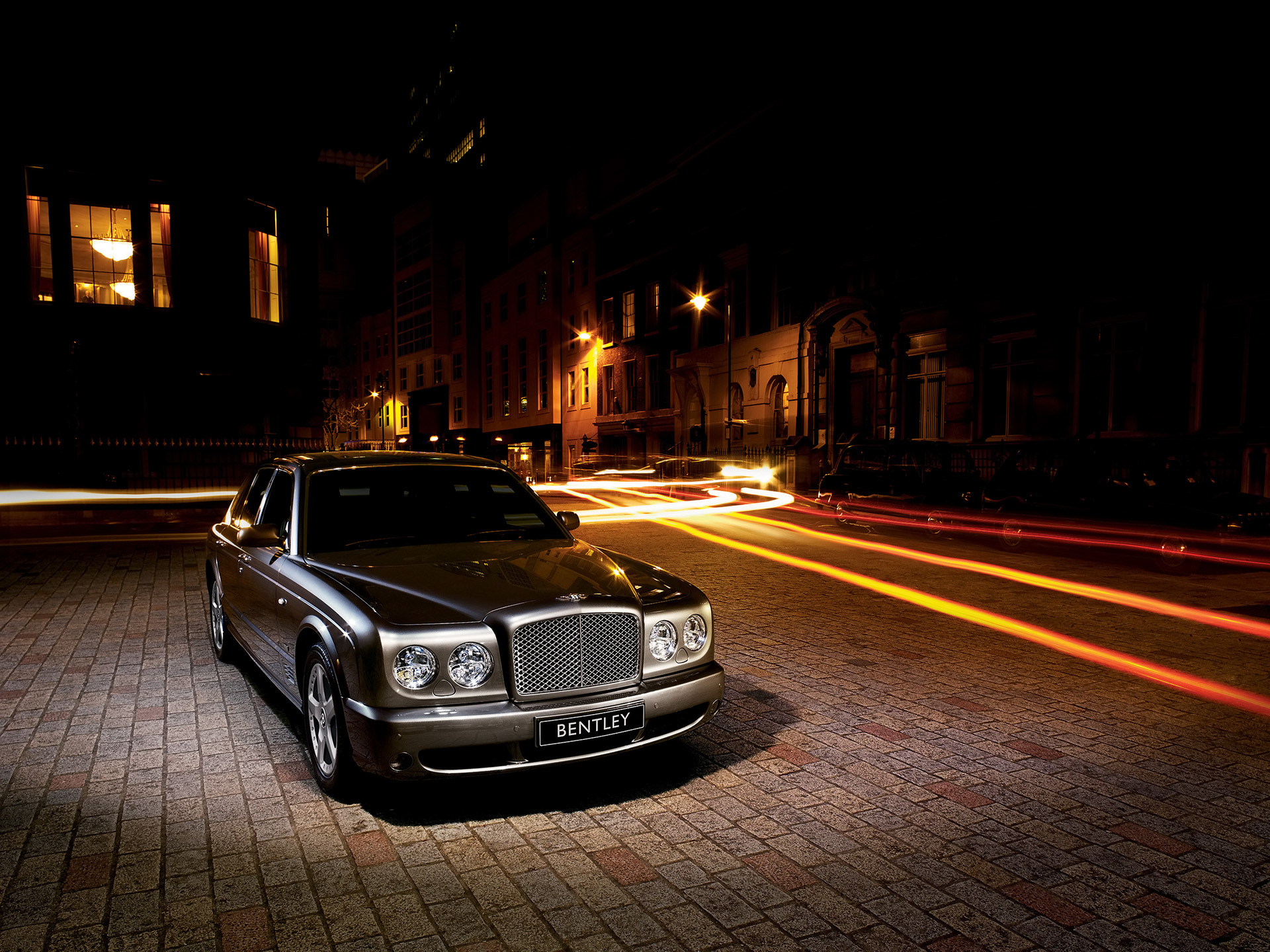 Bentley Arnage photo 05