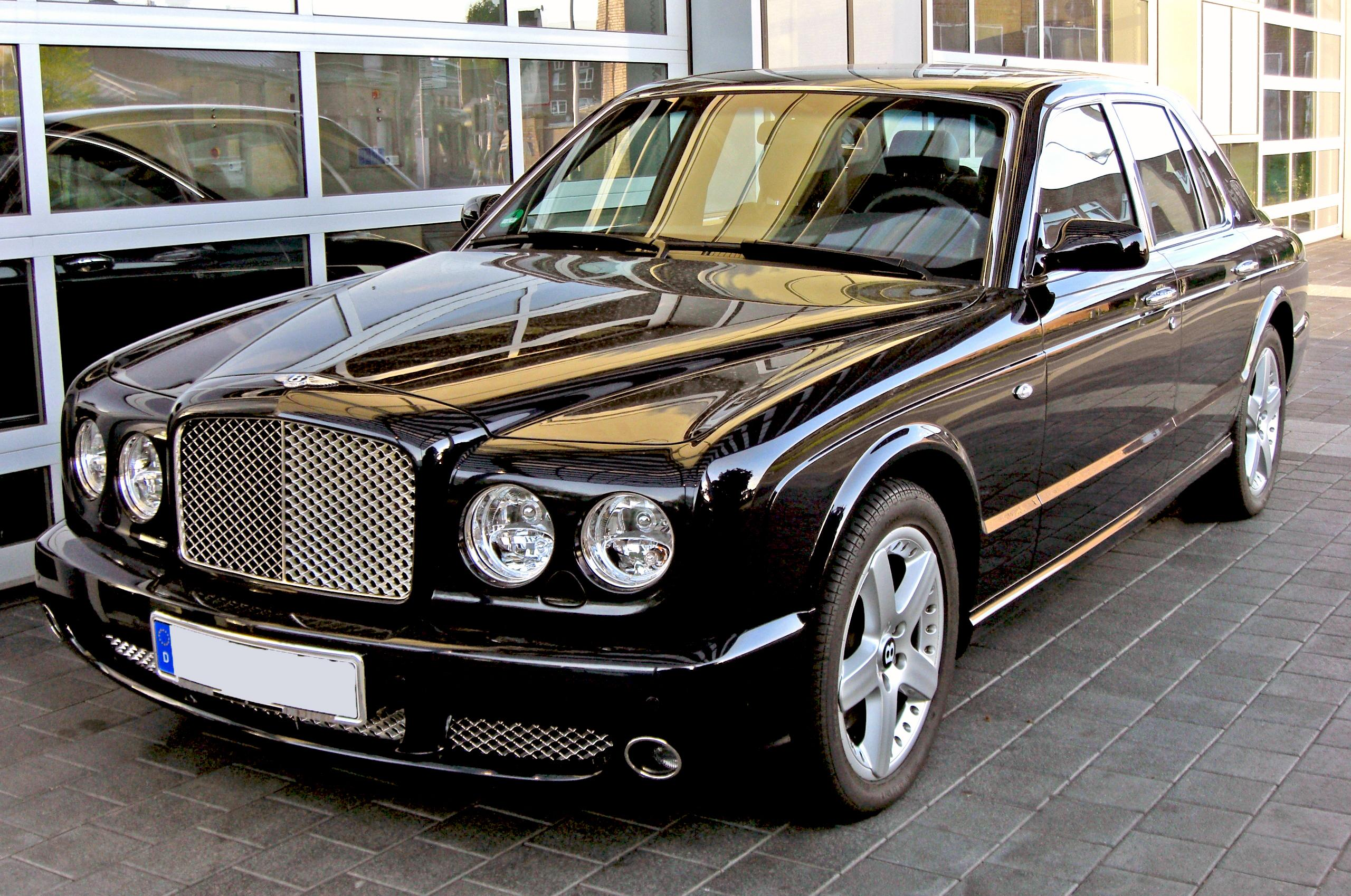 Bentley Arnage photo 06