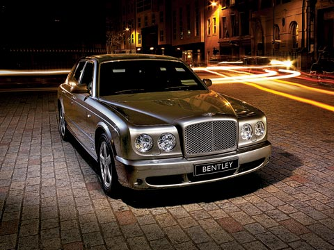 Bentley Arnage photo 07
