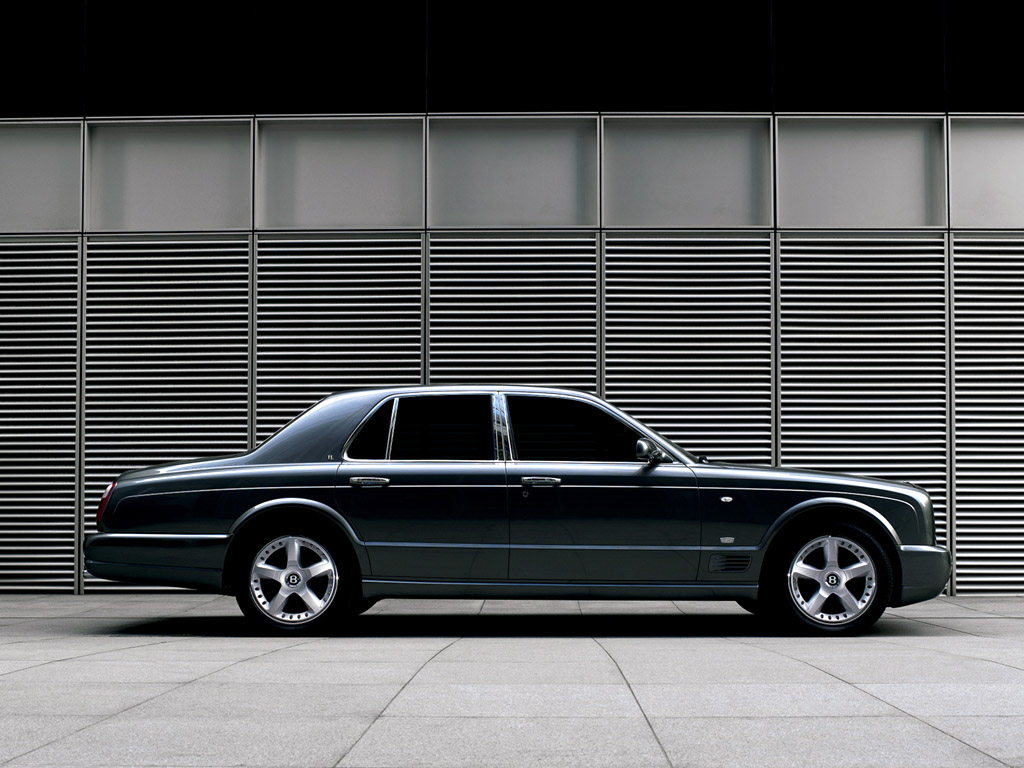 Bentley Arnage photo 09