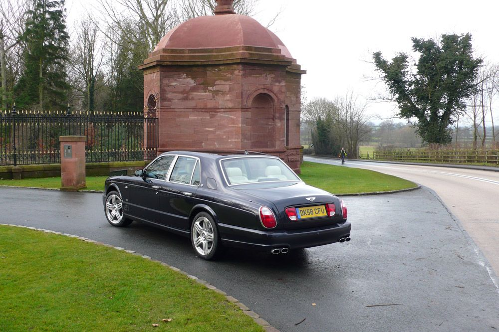 Bentley Arnage photo 10