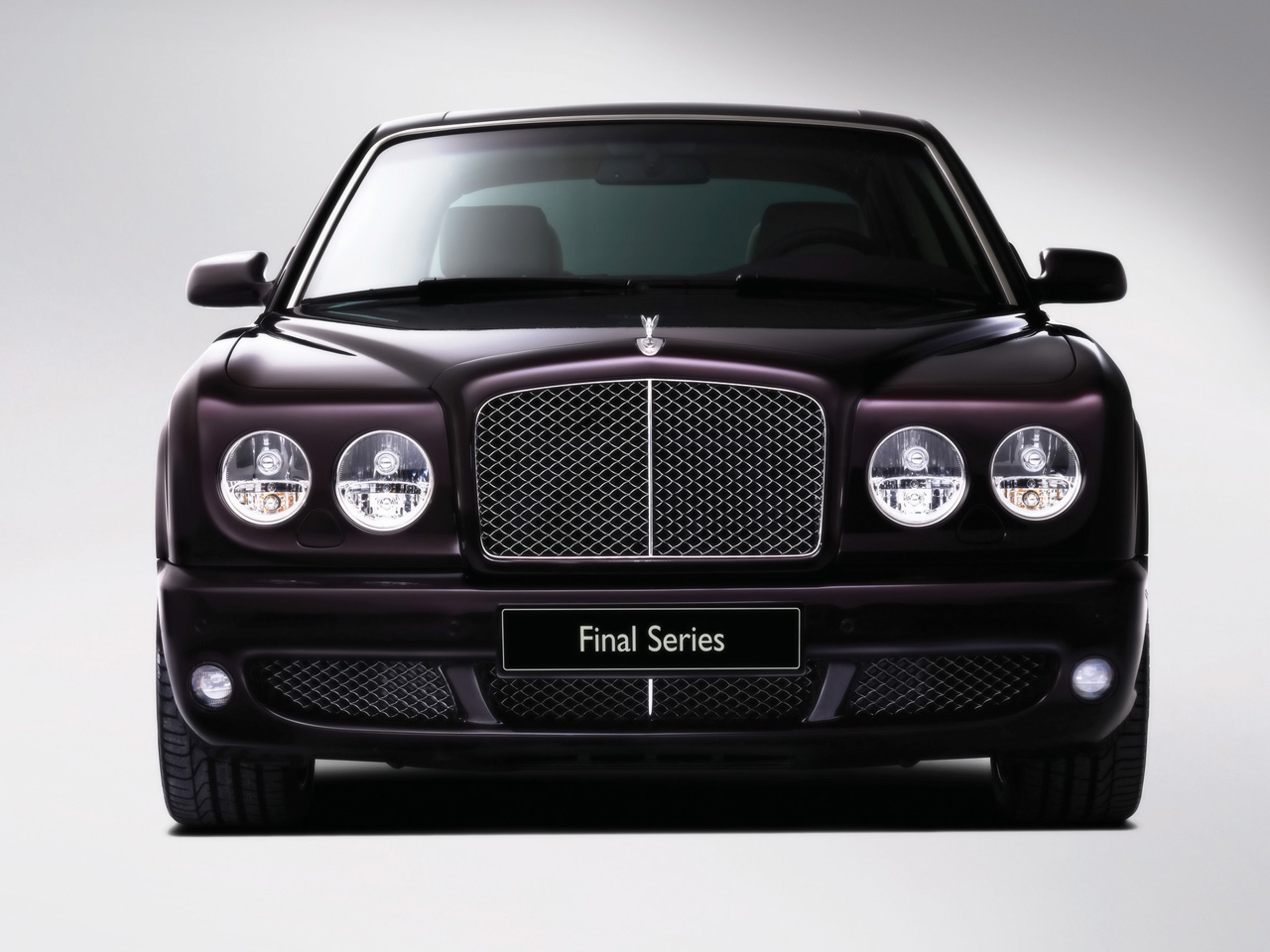 Bentley Arnage photo 11