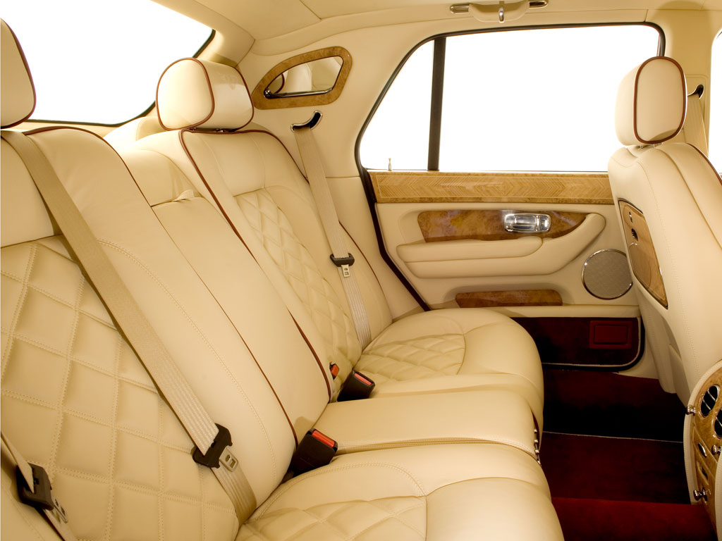 Bentley Arnage photo 12