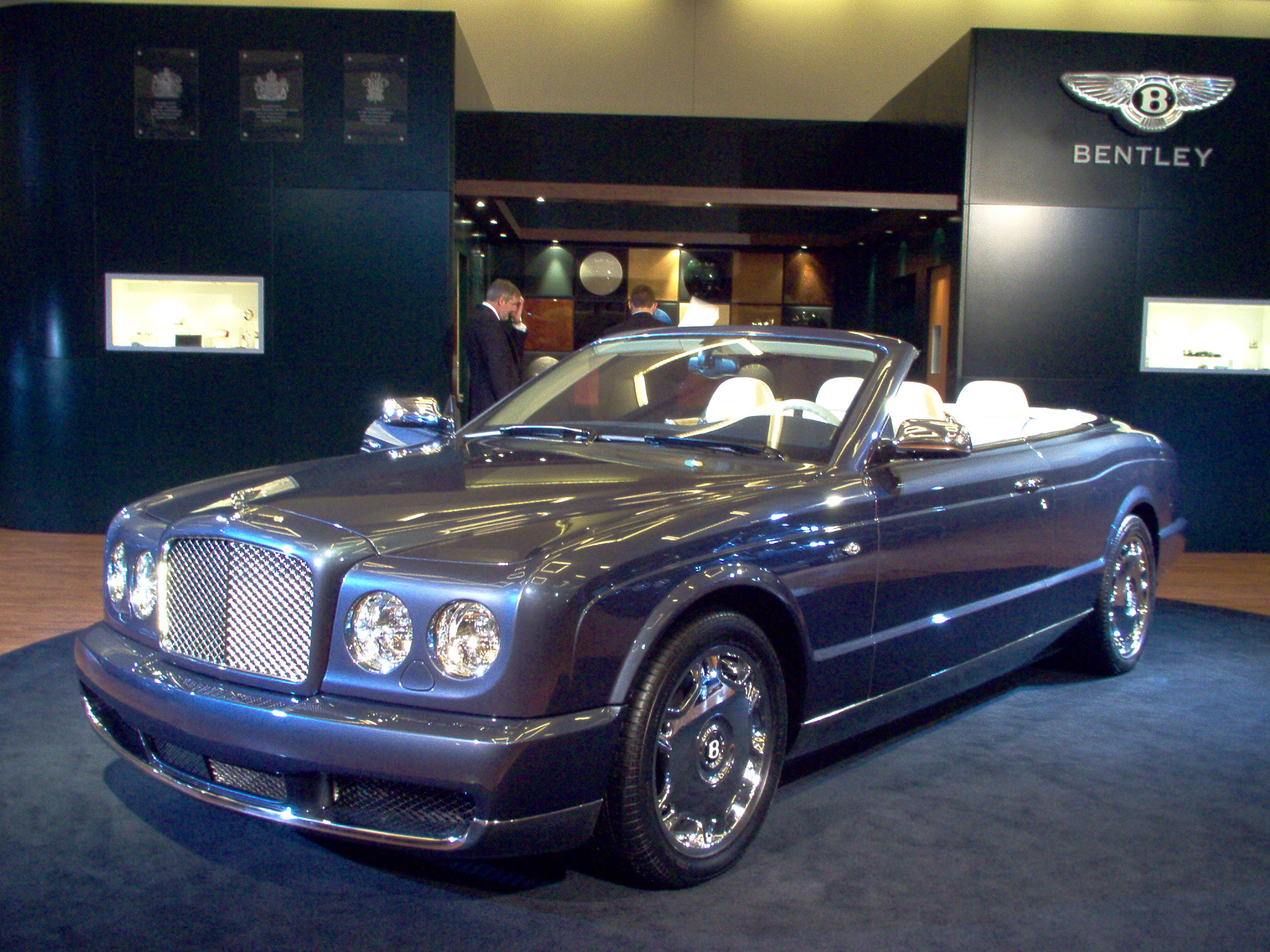 Bentley azure history photos on better parts ltd bentley azure photo 05 vanachro Choice Image