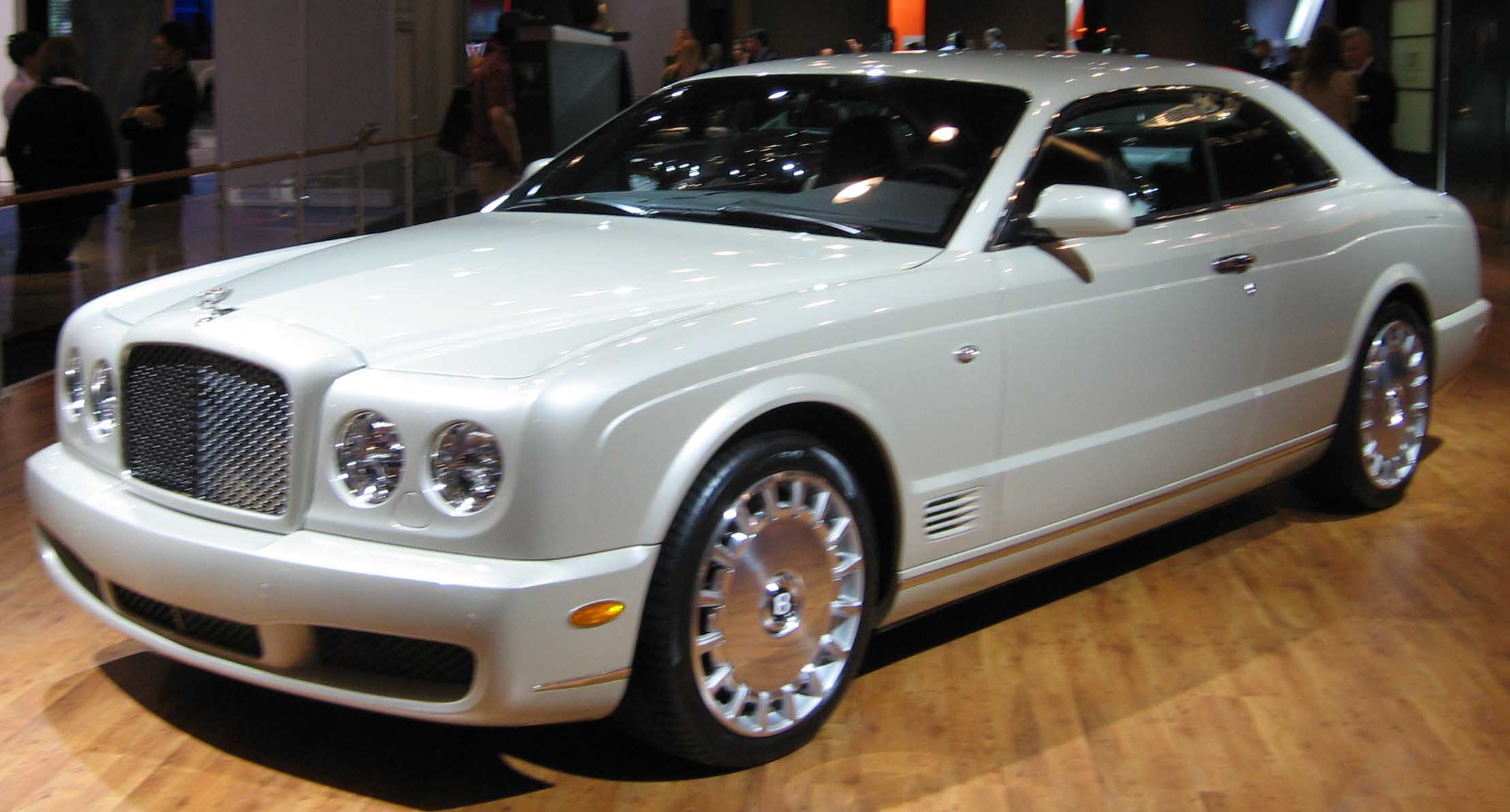 Bentley Brooklands #1