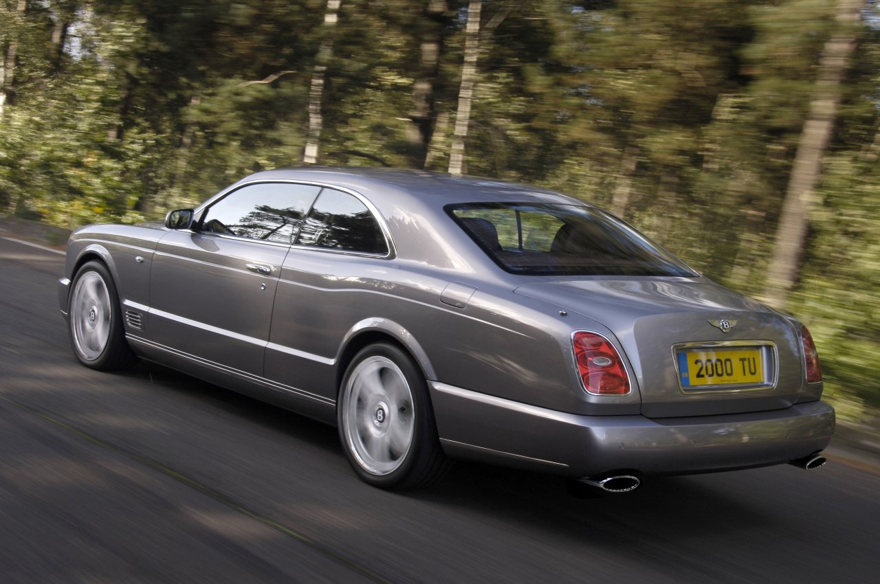 Bentley Brooklands photo 02