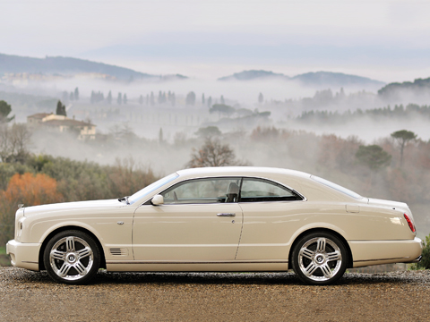 Bentley Brooklands photo 04