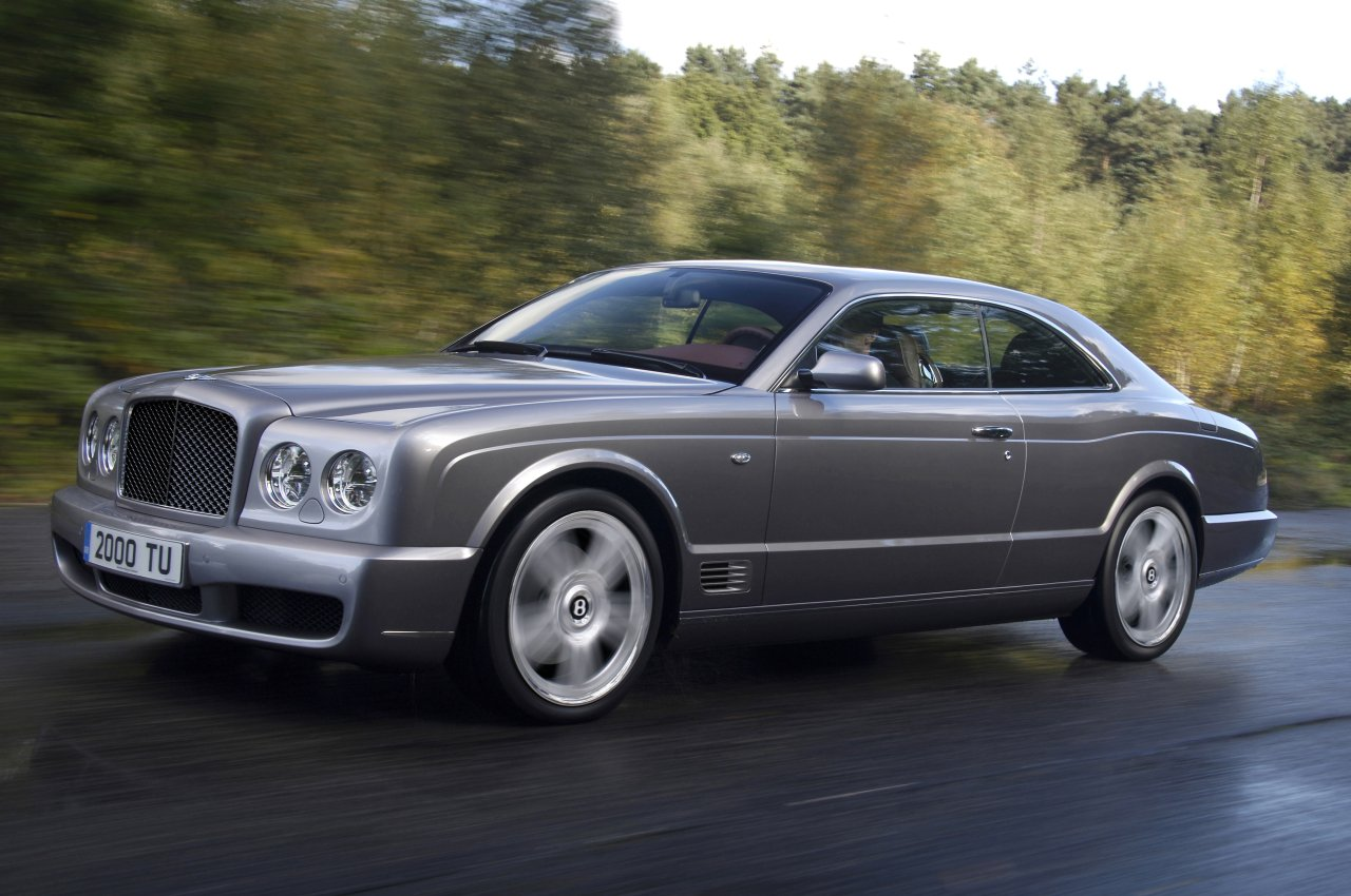 Bentley Brooklands photo 05