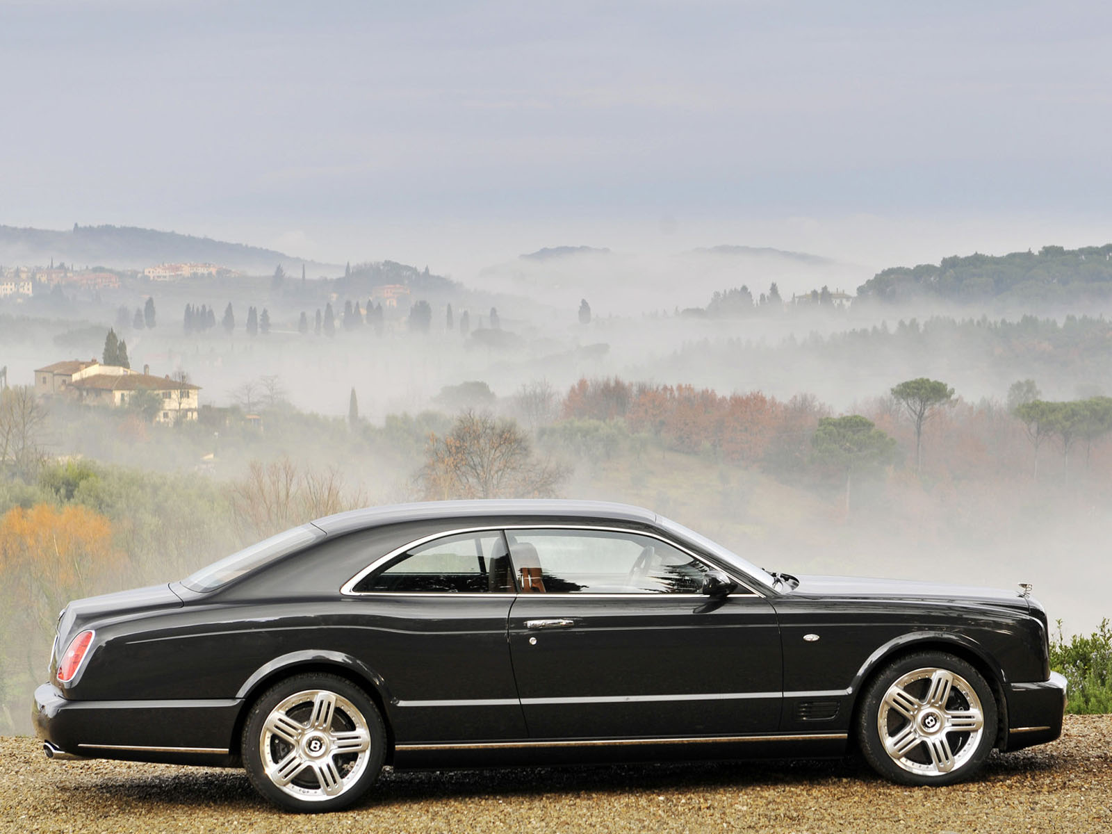 Bentley Brooklands #7