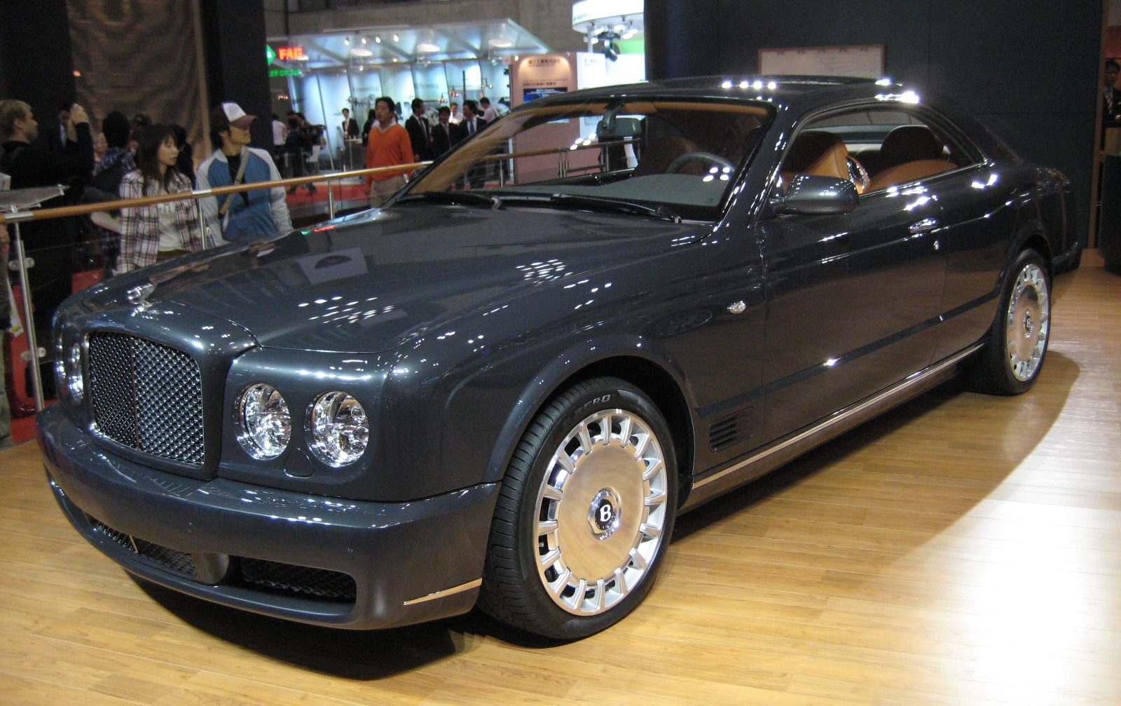 Bentley Brooklands photo 08