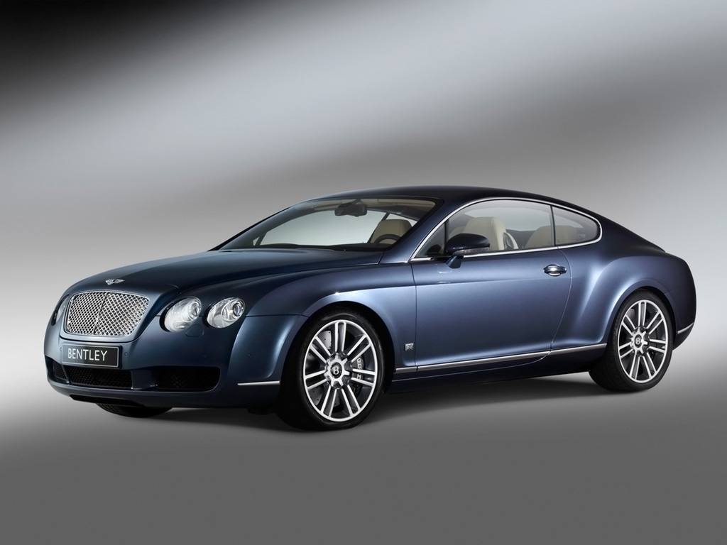 Bentley Continental History Photos On Better Parts Ltd