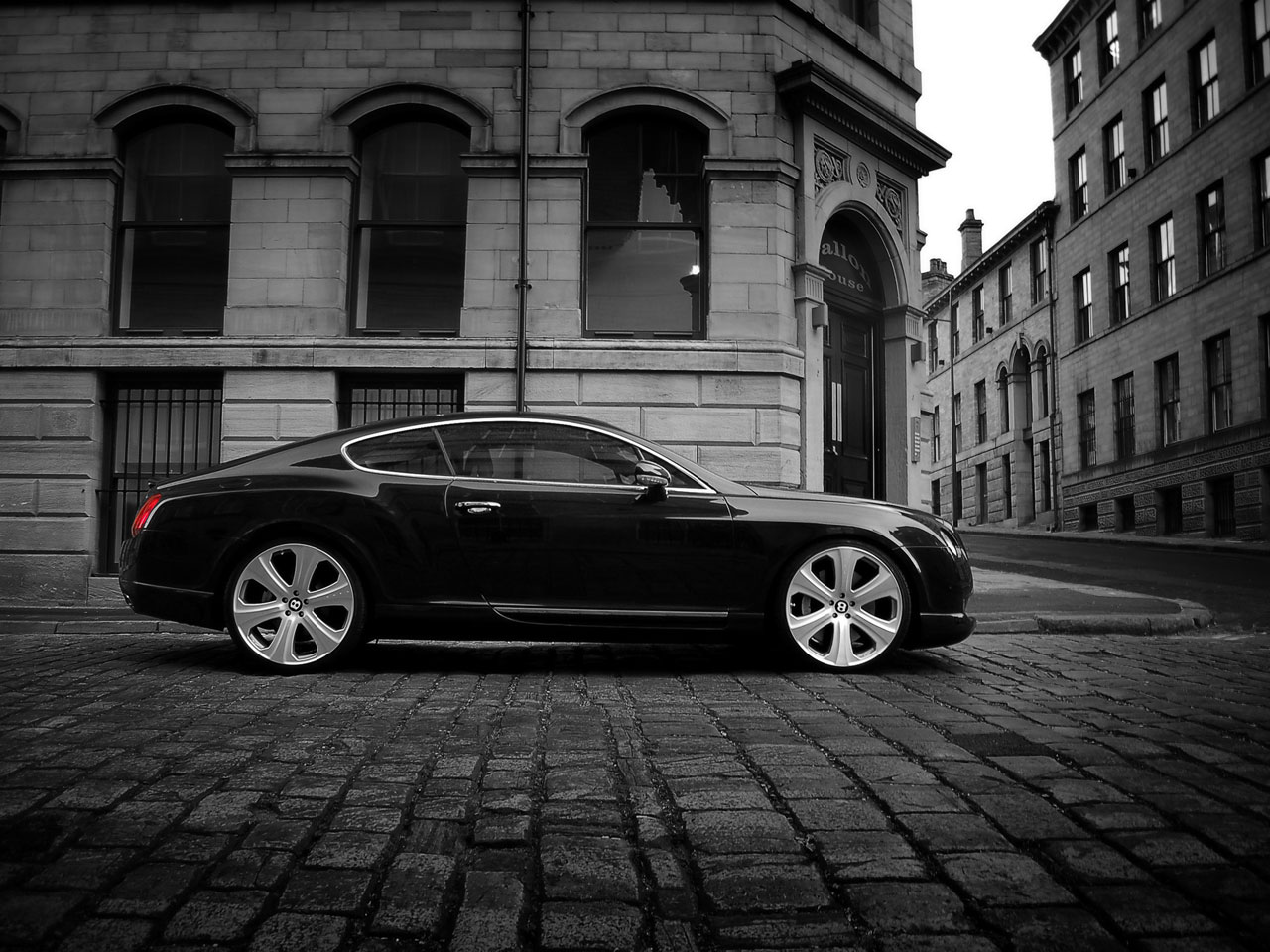 Bentley Continental photo 04