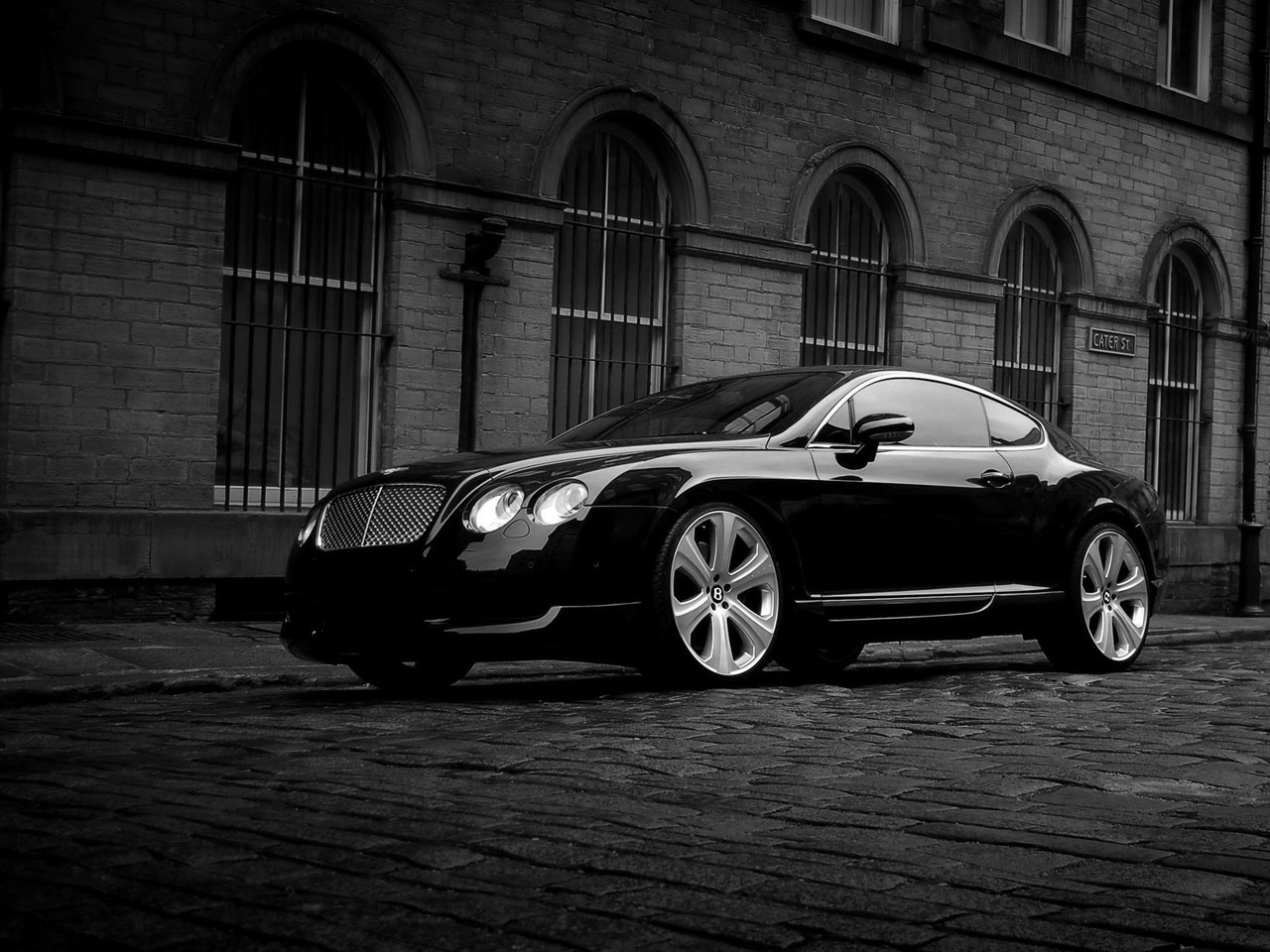 Bentley Continental photo 05