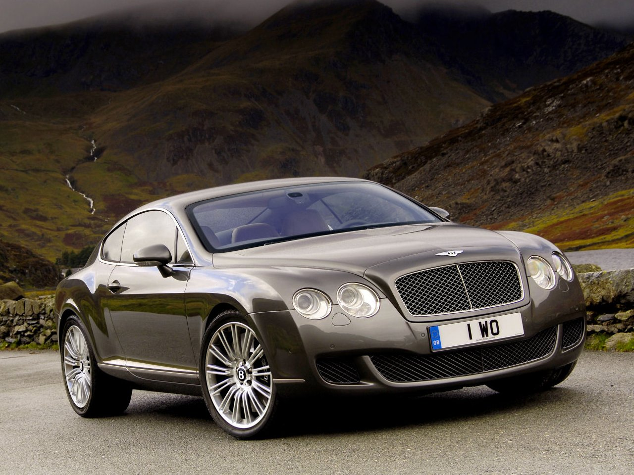 Bentley Continental photo 09