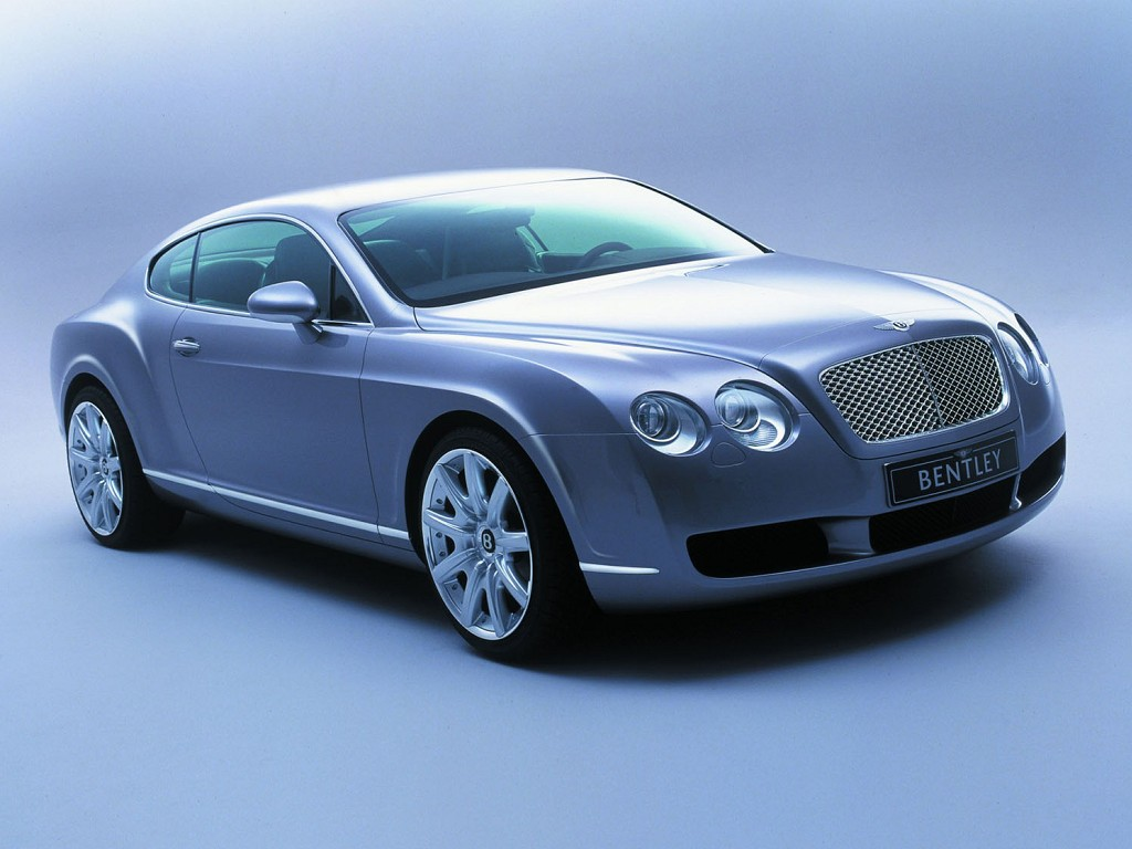 Bentley Continental photo 10