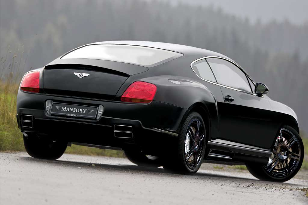 Bentley Continental photo 16