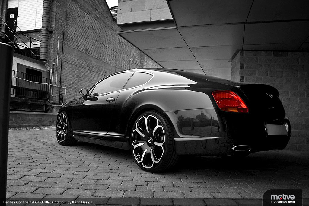 Bentley Continental photo 17