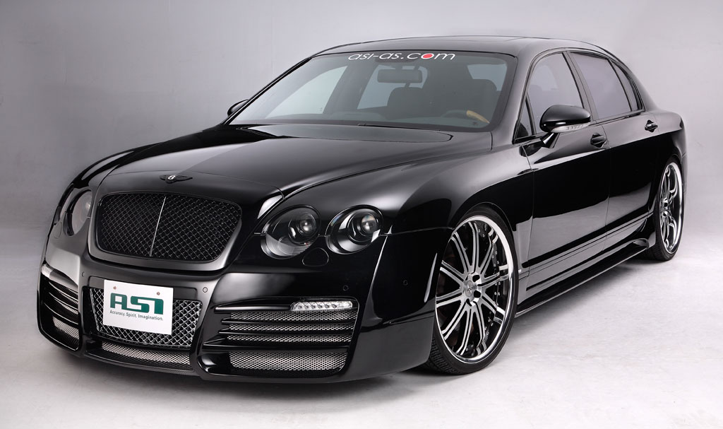 Bentley Continental Flying Spur photo 08