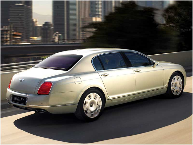 Bentley Continental Flying Spur photo 09
