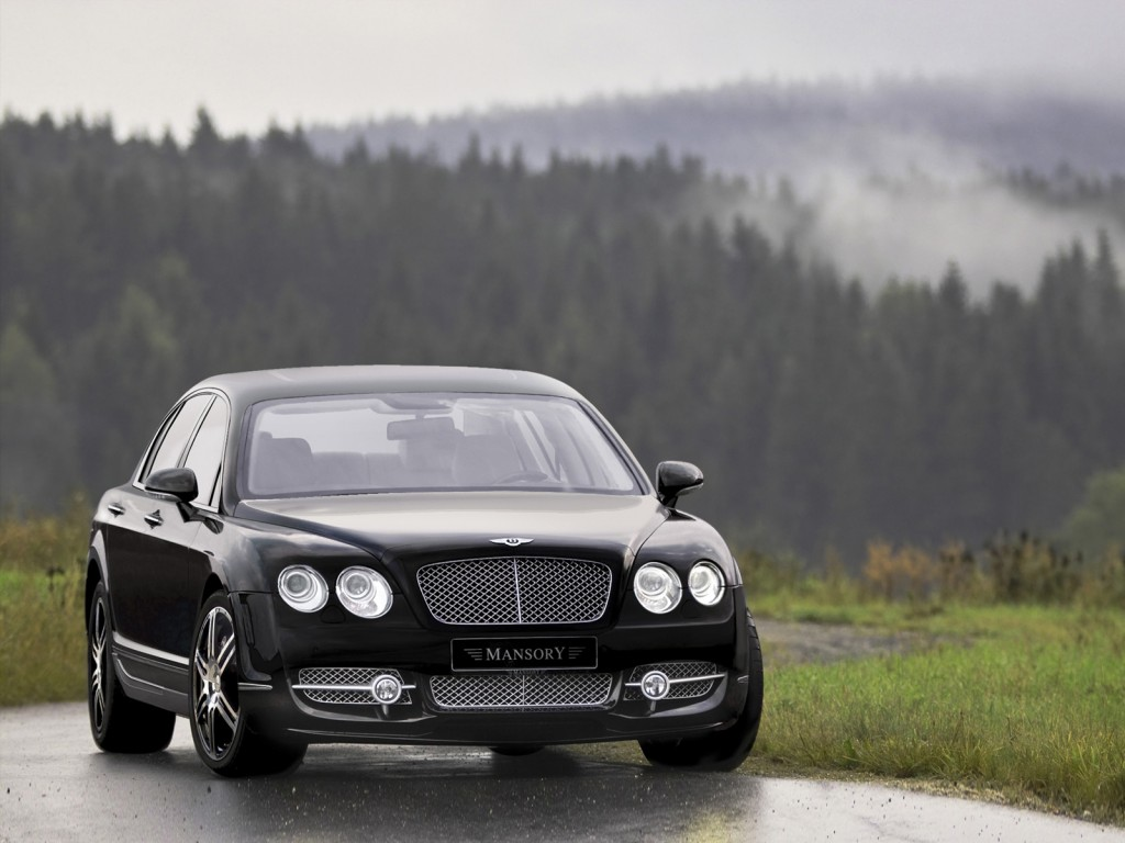 Bentley Continental Flying Spur photo 11
