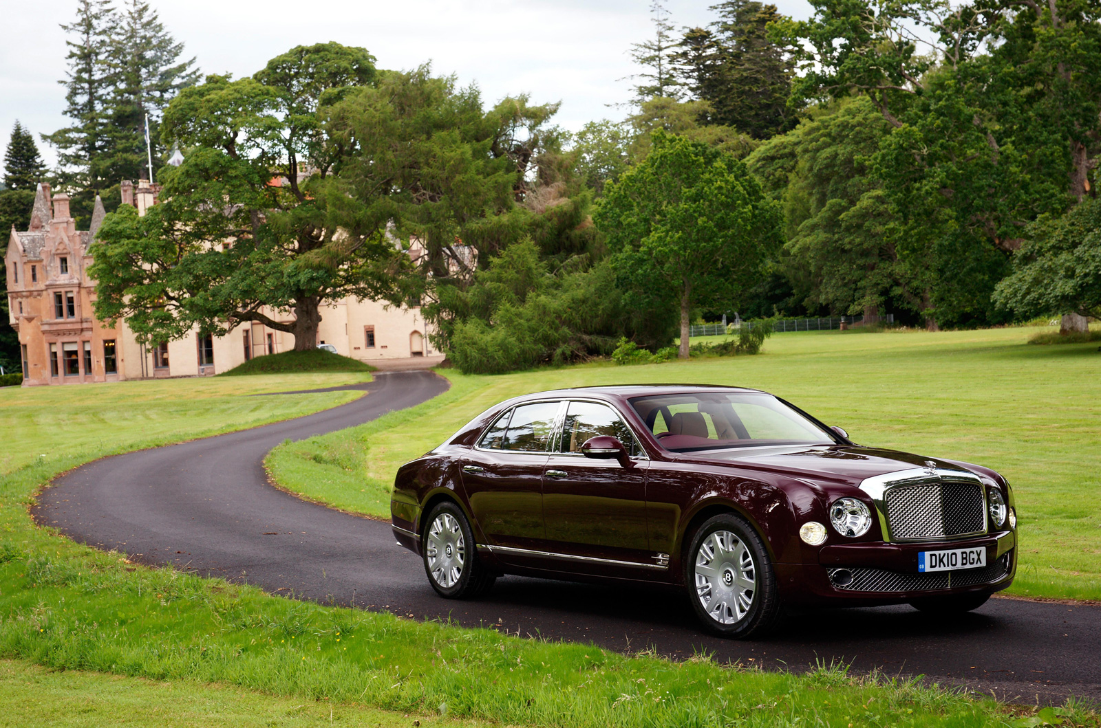 Bentley Mulsanne II photo 02