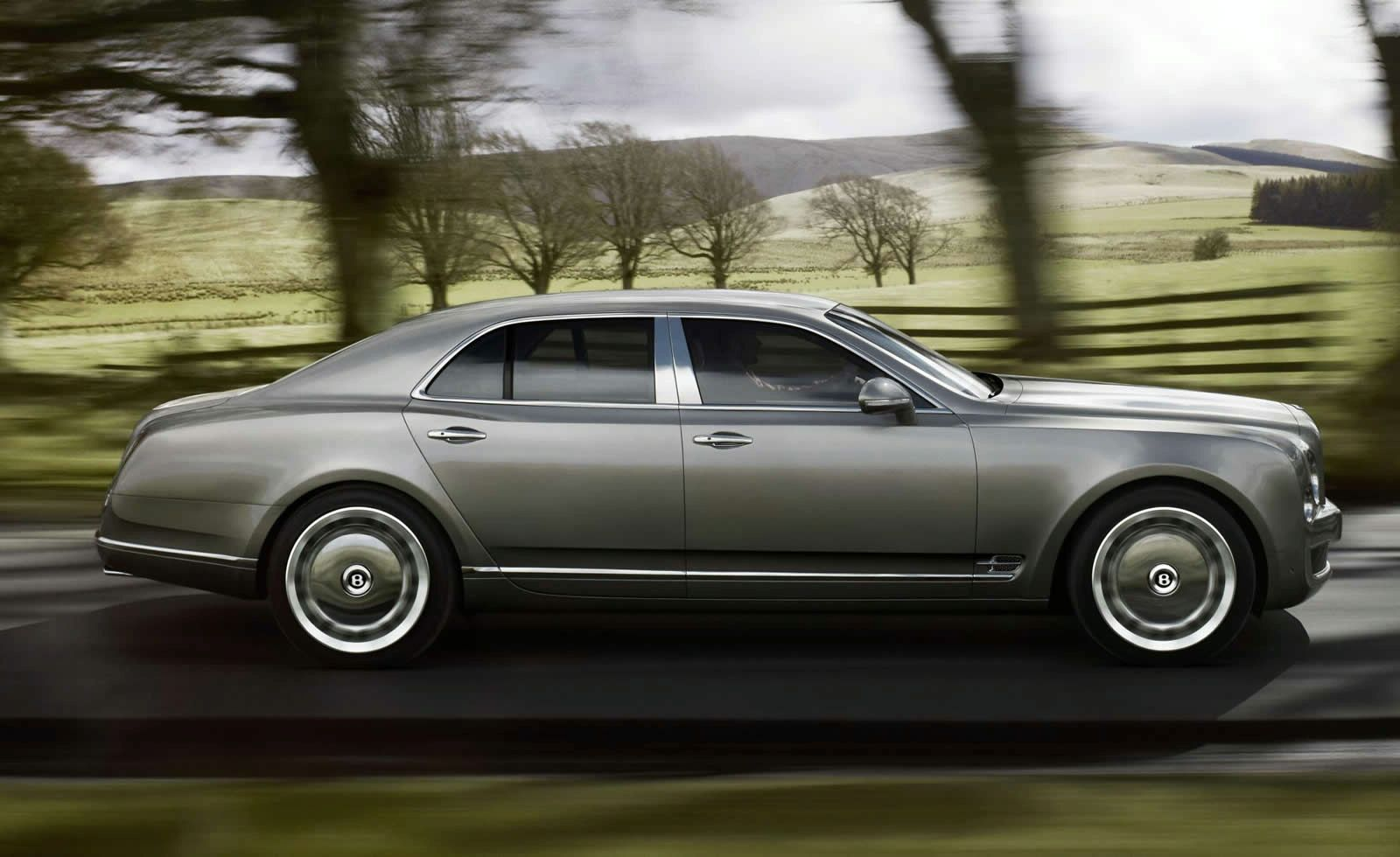 Bentley Mulsanne II photo 03