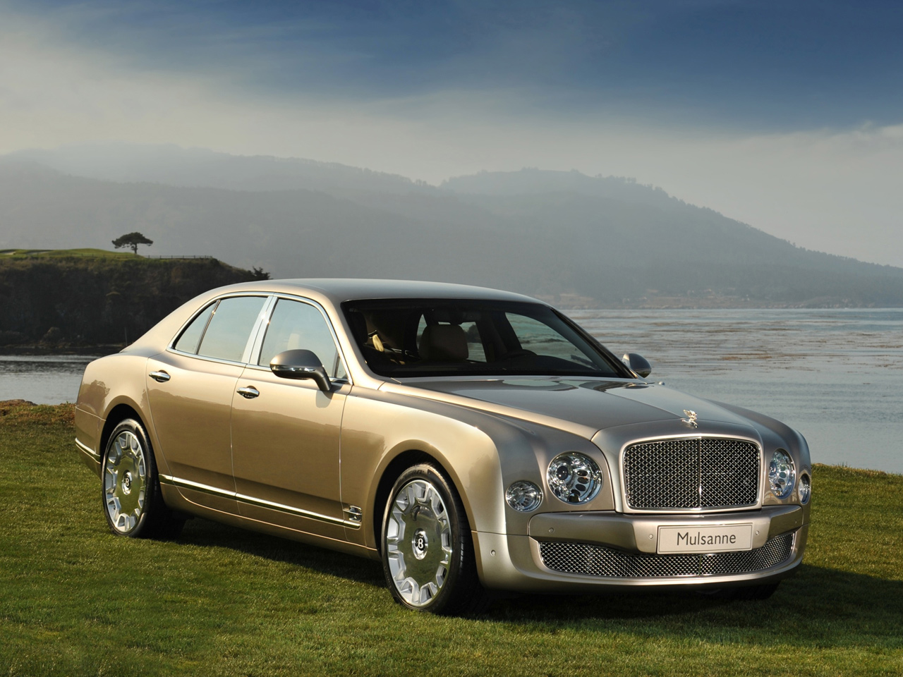 bentley mulsanne фото