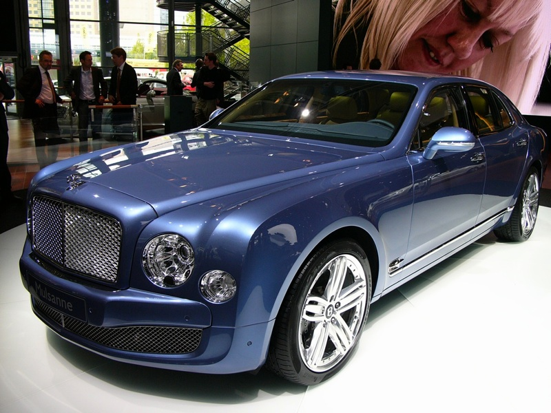 Bentley Mulsanne II photo 08