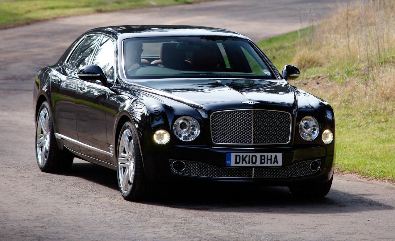 Bentley Mulsanne II photo 10