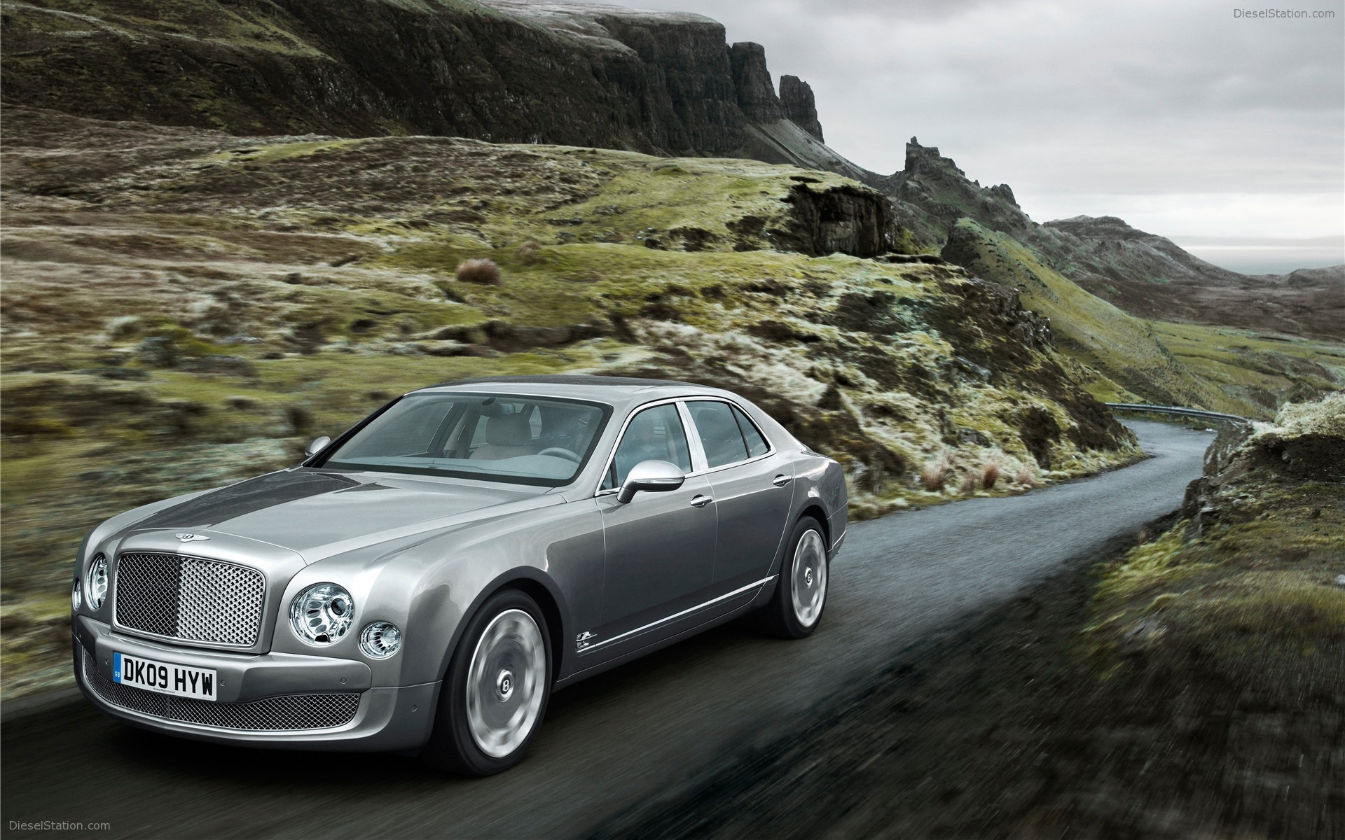 Bentley Mulsanne II photo 11