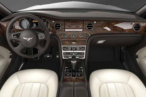 Bentley Mulsanne II photo 12