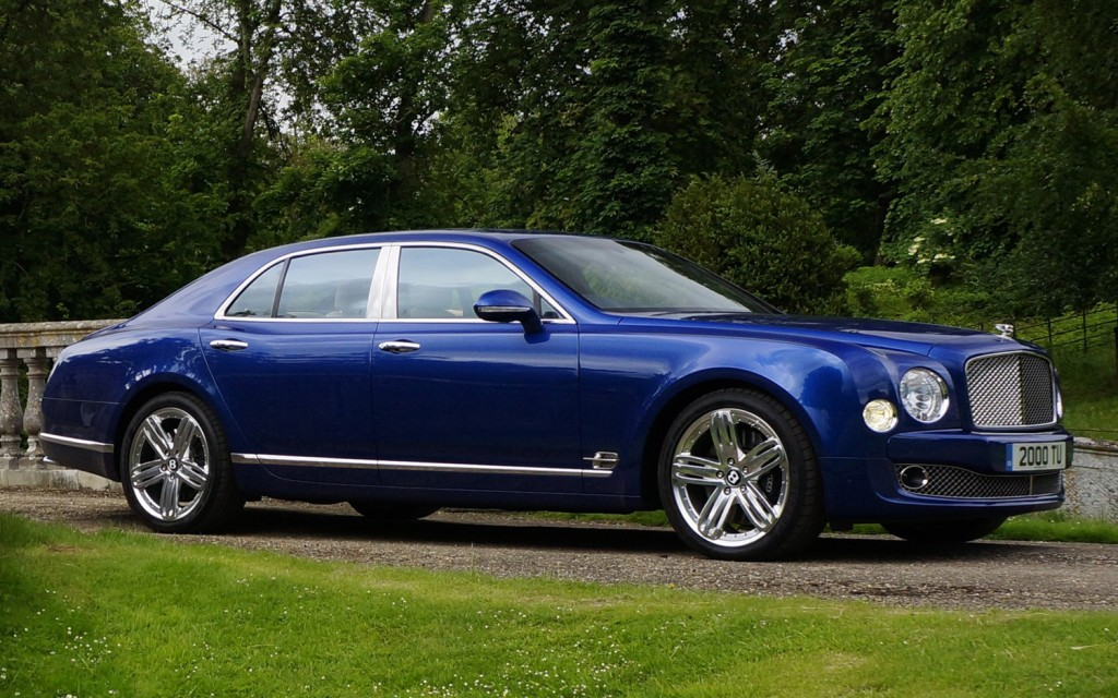 Bentley Mulsanne II photo 16