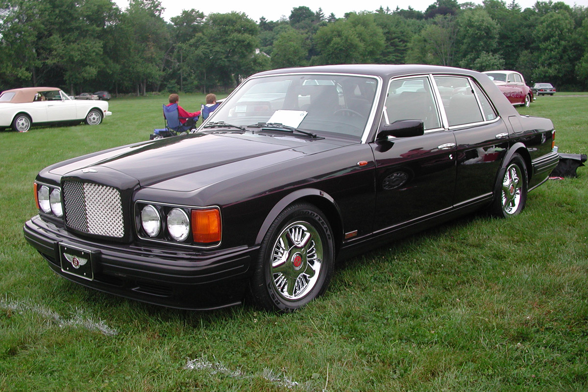 Bentley Turbo R photo 01