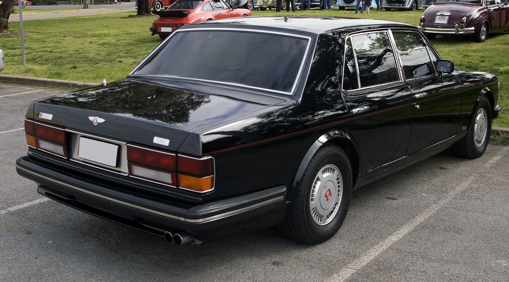 Bentley Turbo R photo 02