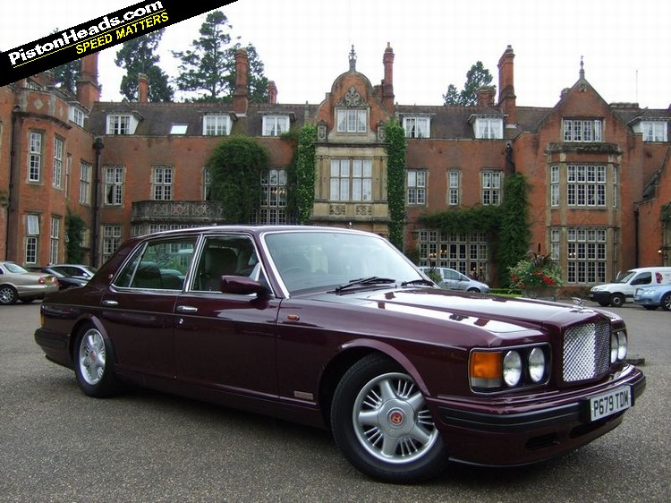 Bentley Turbo R photo 03