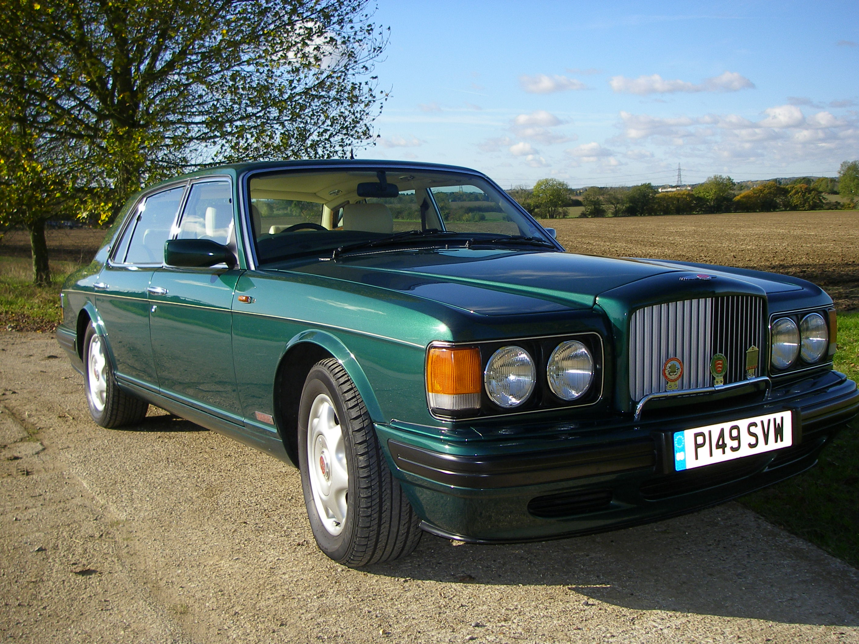Bentley Turbo R photo 04