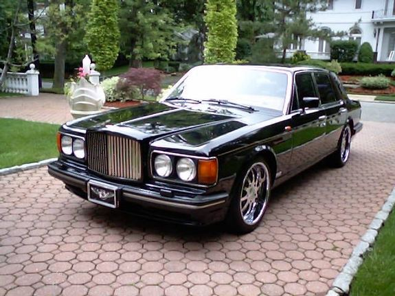 Bentley Turbo R photo 07