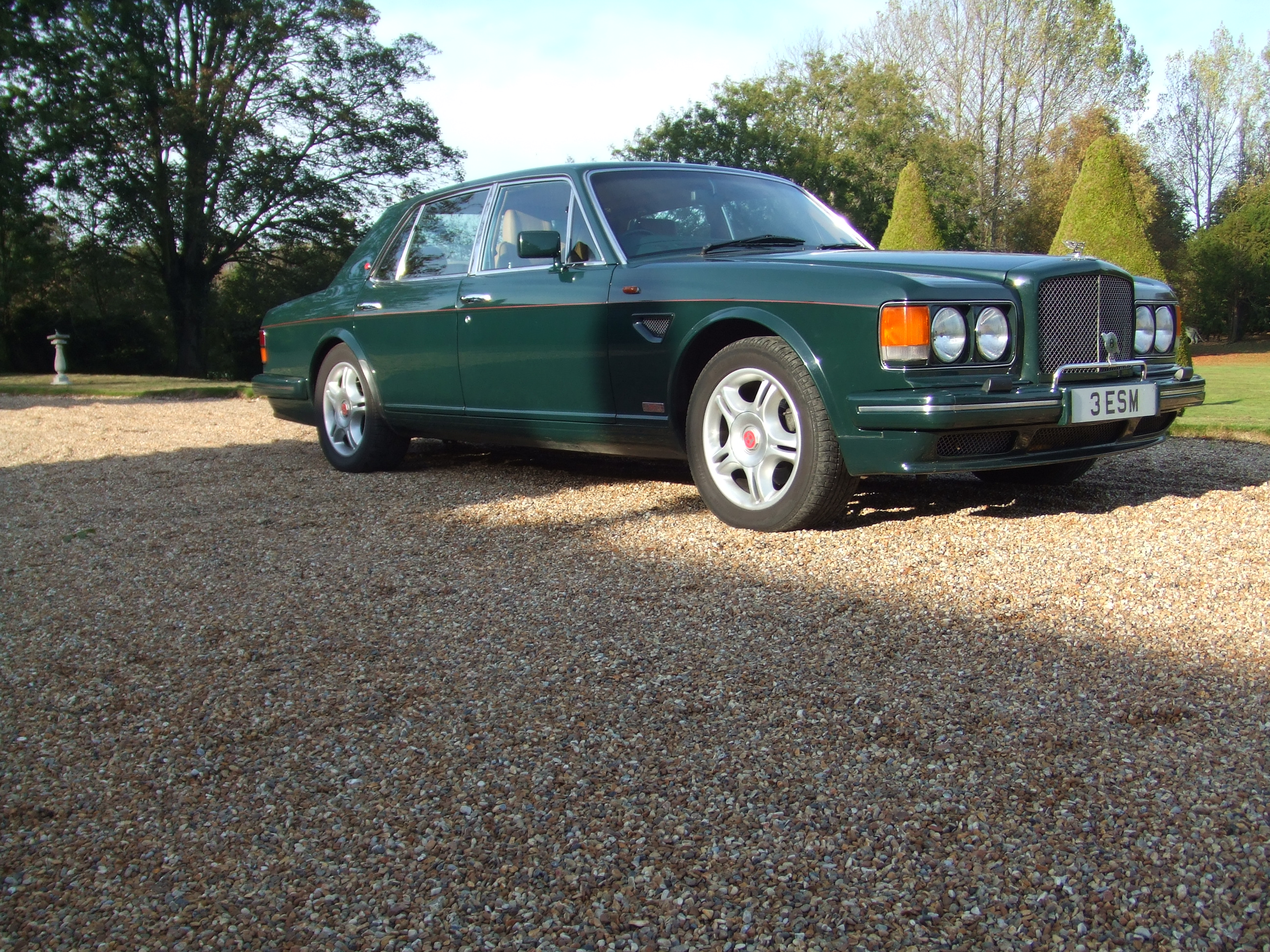 Bentley Turbo R photo 10
