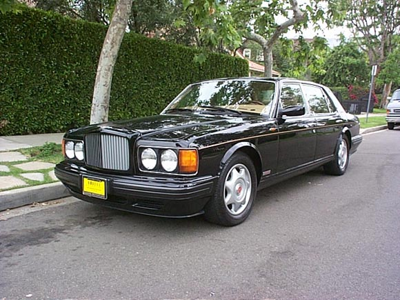 Bentley Turbo R photo 12