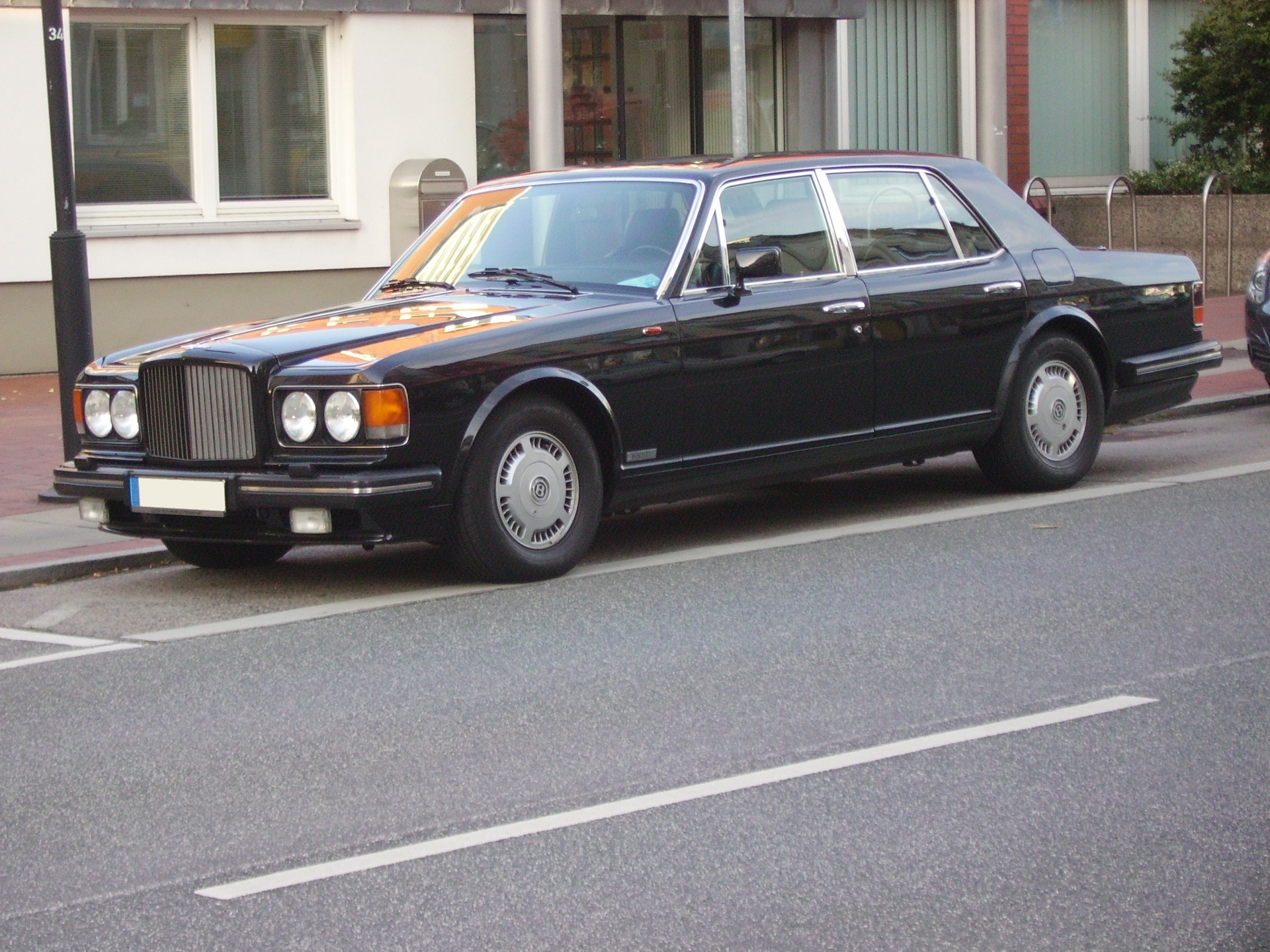 Bentley Turbo R photo 13