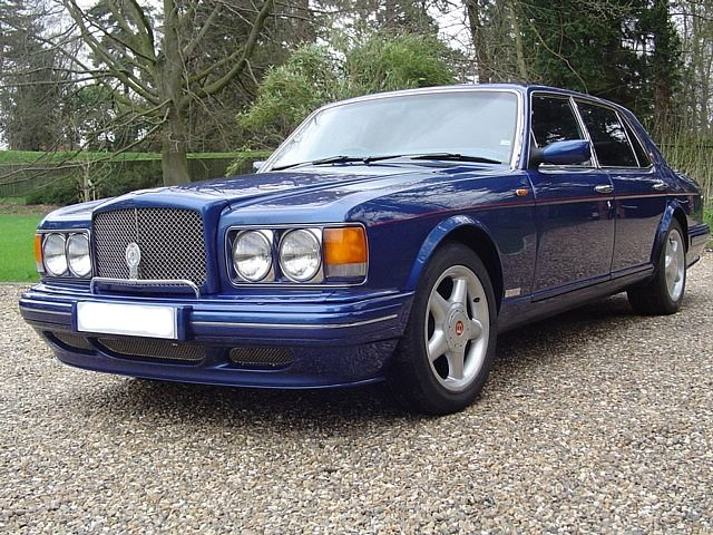 Bentley Turbo RT photo 02